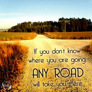 Do you know where you are going? :: becomingbeautiful.org