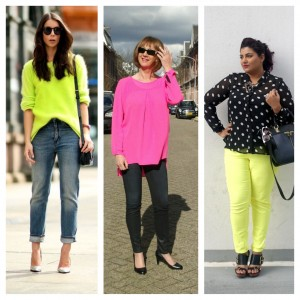 Neon clothing - Is it a do or a don't?