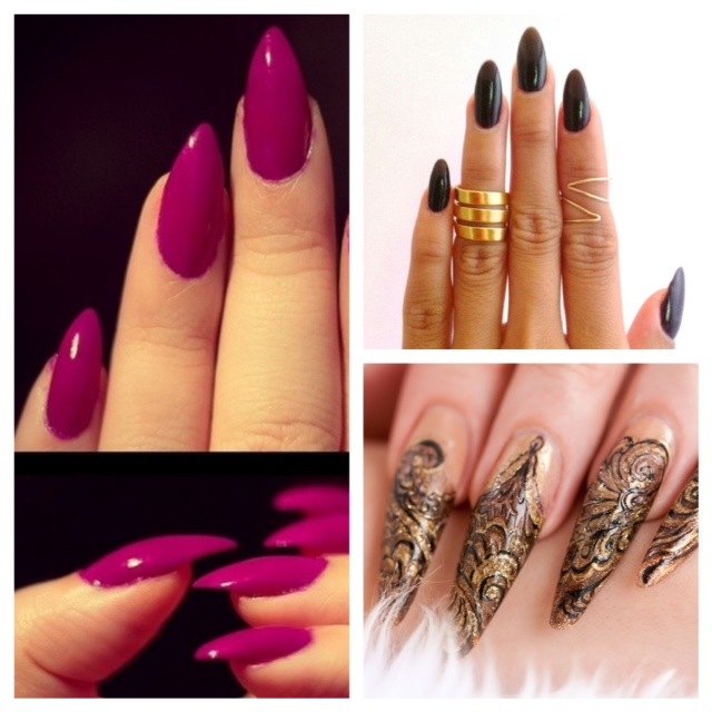 Brilliant Stiletto Nails 640 x 640 · 106 kB · jpeg