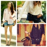 Fashion Friday: Button-up Shirt and Shorts