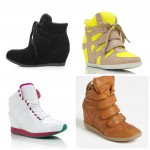 Fashion Friday: Sneaker Wedges