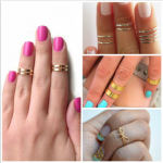 Fashion Friday: Knuckle Rings