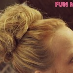 Fun Messy Bun Hair Tutorial