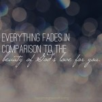 The Beauty of His Love