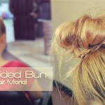 The Braided Bun Hair Tutorial