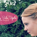 The Messy Side Updo Tutorial