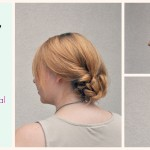 Braided Grecian Updo Hair Tutorial