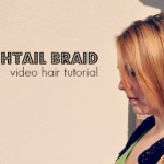Easy Fishtail Braid Hair Tutorial