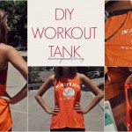 DIY Workout Tank