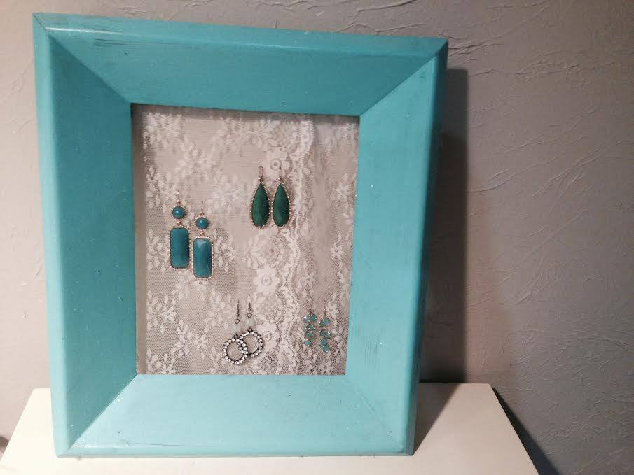 Lace Jewelry Display - Spree Hilliard -